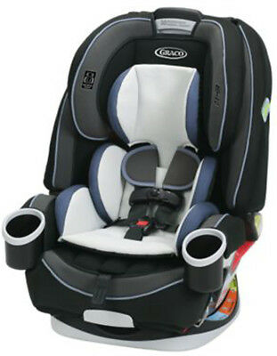 Graco Baby 4ever 4 In 1 Convertible Car Seat Infant Child Booster Dorian New
