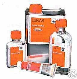 Lukas Retuschier Firnis   -- 125 ml Fl.    2205