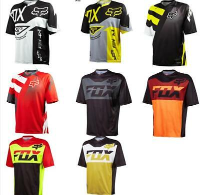Fox Racing Jersey T-Shirt Men's Motocross/MX/ATV/BMX/MTB A29