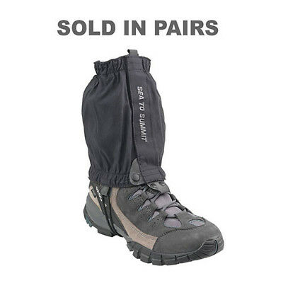 LARGE/X-LARGE Tumbleweed Water Resistant Outdoor Hiking Camping Ankle Gaiters