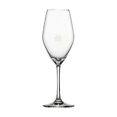 Schott Zwiesel Vina, Champagne Glass 77 Flute Effervescence Point Set of 6 263ml