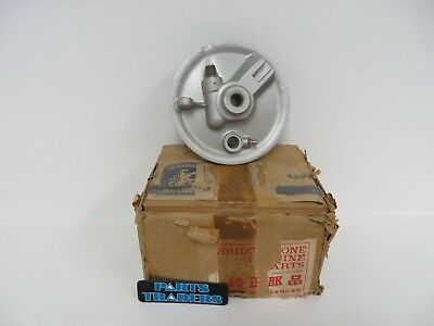 NOS Genuine Bridgestone Motorcycles Front Brake Plate Trail 100 TMX 7130-5600
