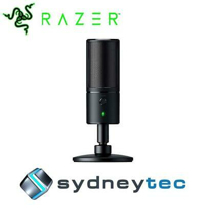 New Razer Seiren X - Condenser Microphone For Streaming