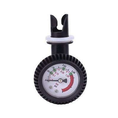 Inflatable Boat Air Pressure Gauge Inflator Pump for Surfboard Raft Sup Board