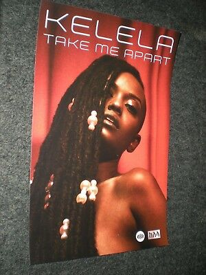 POSTER by KELELA take me apart For the new release tour album cd *