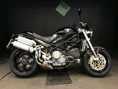 Ducati Monster S4R 996. 05. 2 Owners From New. 8800 Miles. Vgc. Belts Just Done