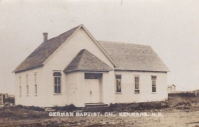 RPPC Kenmare, ND - German Baptist Church