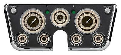 1967-1972 Chevrolet Chevy Truck Direct Fit Gauge Nostalgia CT67NT