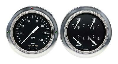 1954-1955 Chevrolet Chevy Truck Direct Fit Gauge Hot Rod CT54HR52