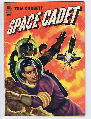 Space Cadet #4 Dell 1953