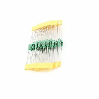 100Pcs 0410 Color Ring Inductance 3.3MH 332K 1/2W Axial Rf Choke Coil Inducto lh