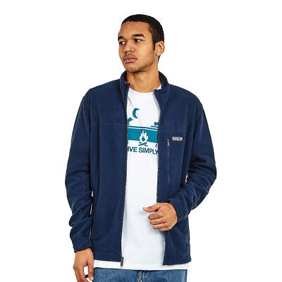 Patagonia - Micro D Jacket Navy Blue Sweatjacke