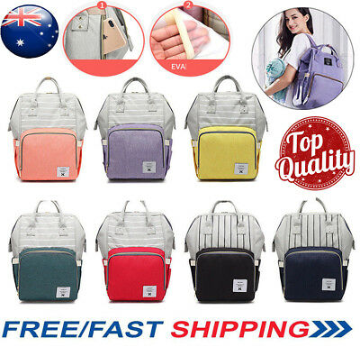 New Mummy Bag Backpack Baby Diaper Nappy Backpack Multifunctional Mommy Changing