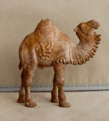 Camel carved from Picture Jasper 5""