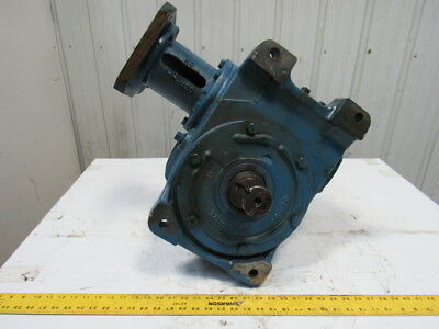 Cone Drive MHV50A719-8B Right Angle Gear Box Speed Reducer 30: 1 Ratio