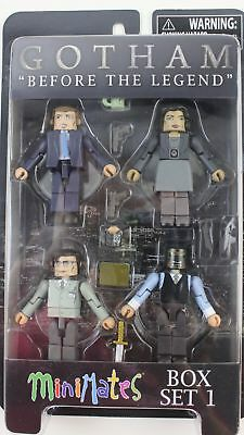 Minimates Gotham Box Set Before The Legend