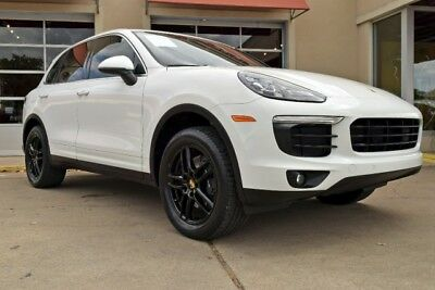 2016 Porsche Cayenne AWD 2016 Porsche Cayenne AWD, 1-Owner, With Premium Plus Package!