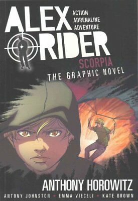 Scorpia Graphic Novel by Anthony Horowitz 9781406341881 (Paperback, 2016)