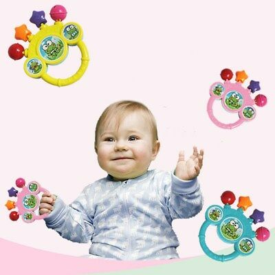 Infant Baby Bell Rattles Hand Gift Music Toy For Newborns Children Toys NEW