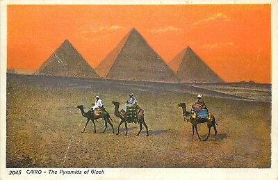 EGYPTE le caire CAIRO the pyramids of gizeh