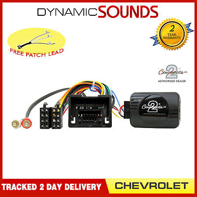 Chinese Stereo Patch Steering Control Adaptor For Chevrolet Sonic Spark