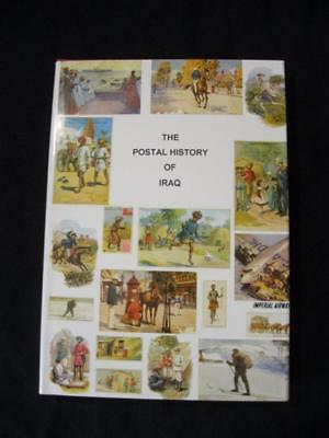 THE POSTAL HISTORY OF IRAQ by PEARSON & PROUD