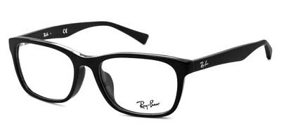 ed3380cdb2 NEW WOMEN Eyeglasses Ray-Ban RX5228F Highstreet Asian Fit 5582 53 ...