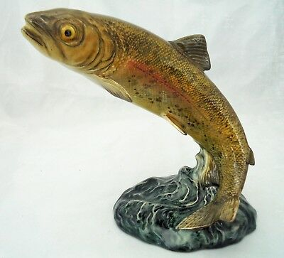 Beswick Leaping Trout Model – 1032 – A Gredington
