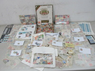 Nystamps Worldwide 20000 mint used stamp collection box