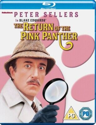 The Return Of The Pink Panther Blu-Ray NEW BLU-RAY (FHEB3409)