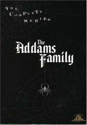 The Addams Family Seasons 1 to 3 Complete Collection DVD NEW DVD (3739301000)