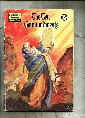 Classics Illustrated Special Issue #135A-1956-vg 1st ed