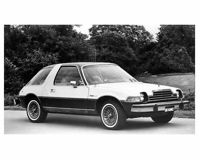1979 AMC Pacer Hatchback Factory Photo ua7781-RQ4CZE