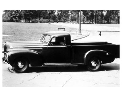 1941 Hudson Cab Pickup Truck Factory Photo ua8437-5H5SLJ