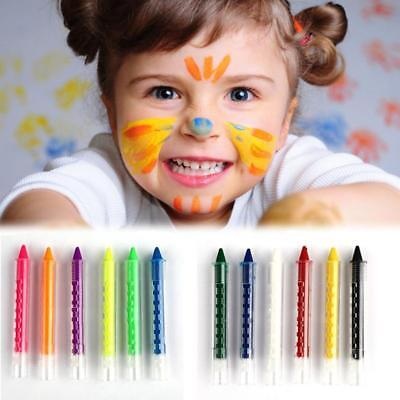 Face Paint For Kids Professional Non-toxic Body Painting Makeup Party Painting