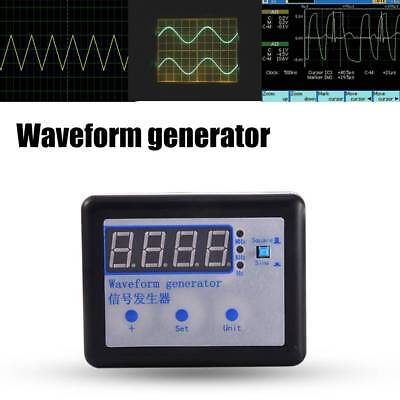 2 Channels Signal Generator Frequency Meter Waveform 400kHZ 10MS/S LED Display