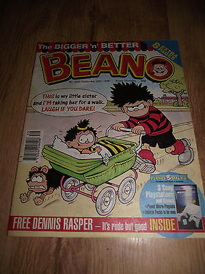 The Beano Comic Issue No 2932 26 September 1998
