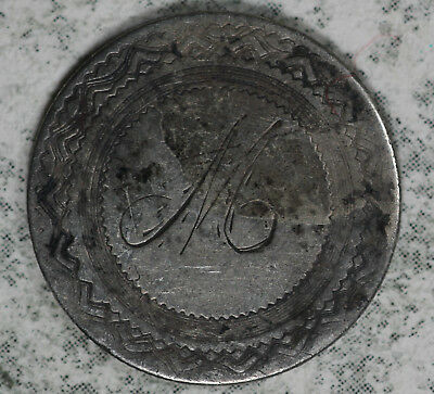 "US Dime Love Token ""M"""