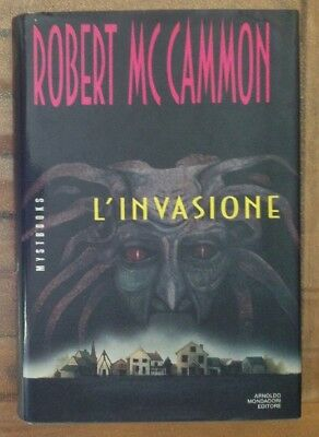 Robert McCammon L'INVASIONE mystbooks mc cammon horror orrore copertina rigida