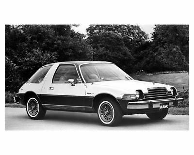 1979 AMC Pacer Hatchback Factory Photo ub4947-SFY25F