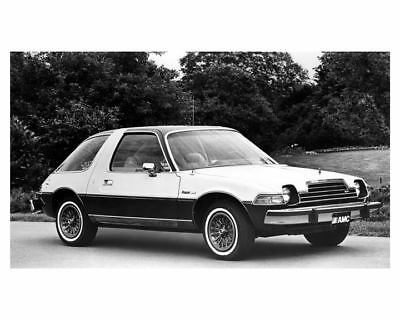 1979 AMC Pacer Hatchback Factory Photo ub4963-P4S3N3