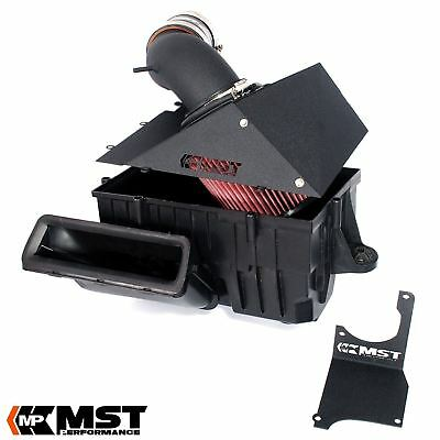 Air Filter Intake Induction Kit by MST Performance for VW Tiguan mk2 2.0 TSI
