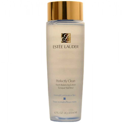 Estee Lauder Perfectly Clean Fresh Balancing Lotion ~ 200ml Norm/Comb Skin