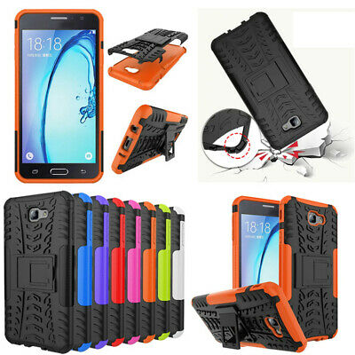 Rugged Shock Proof Heavy Duty Tough Stand Case Hard Cover For Samsung Galaxy