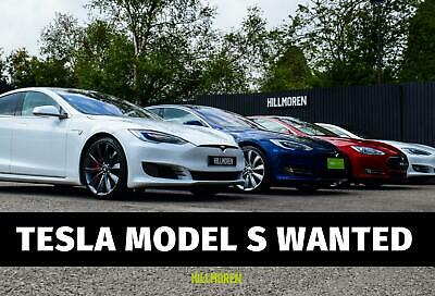 Tesla Model S E P90D CVT **LUDICROUS** **NOW SOLD - MORE TESLA WANTED**