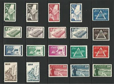 y4857 China  /    Early & Modern Lhm No Gum +  I Cover Used