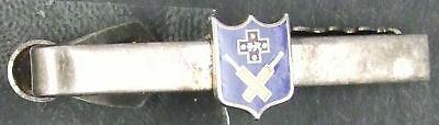 Vintage Sterling Silver College Cricket Tie Pin. Maybe Prince Alfred College