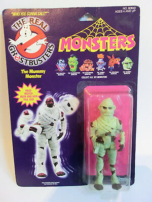 The Real Ghostbusters The Mummy Monster Neu Mosc Vintage Kenner Action Figur