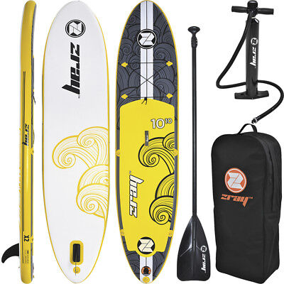 ZRAY X2 10.10 SUP Board Stand Up Paddle Surf-Board 330cm aufblasbar ISUP Paddel