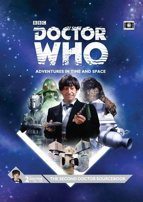 2nd Dr Who Patrick Troughton RPG Adventures Time Space Second Doctor Sourcebook